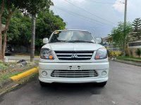 Selling White Mitsubishi Adventure 2017 in Manila