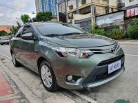 Green Toyota Vios 2018 for sale in Automatic