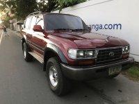 Sell Red 1993 Audi 80 in San Fernando