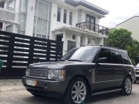 Selling Grey Land Rover Range Rover 2005 in Manila