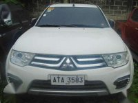 Sell White 2015 Mitsubishi Montero in Manila
