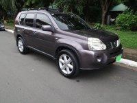 Selling Purple Nissan X-Trail 2011 in Manila