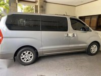 Silver Hyundai Starex 2014 for sale in Quezon City