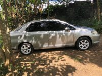 Selling Silver Honda City 2007 in Quezon City