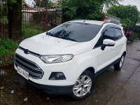 Sell White 2016 Ford Ecosport in Manila