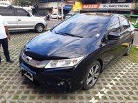 Black Honda City 2015 for sale in Cebu City