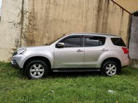 Isuzu Mu-X 2016 for sale in Bulacan