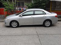 Silver Toyota Corolla Altis 2014 for sale in Pasig