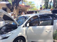 Selling White Toyota Vios 2016 in Natividad
