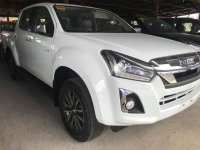 White Isuzu D-Max 2020 for sale in Davao