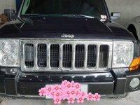 Selling Black Jeep Commander 2008 in Manila