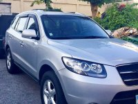 Sell Silver 2009 Hyundai Santa Fe in Quezon