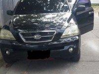 Black Kia Sorento 2005 for sale in Manila