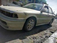 Golden Mitsubishi Galant 1992 for sale in Las Piñas