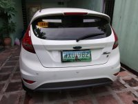 White Ford Fiesta 2013 for sale in Dr. Lazcano St, Quezon