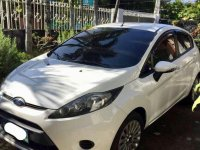 White Ford Fiesta 2013 for sale in Greenhills Shopping Center, San Juan