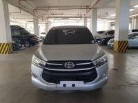 Selling Silver Toyota Innova 2018 in Manila