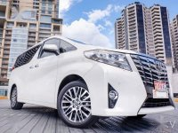 White Toyota Alphard 2017 for sale in San Francisco