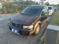 Black Mitsubishi Space Wagon 1990 at Automatic  for sale in Trece Martires