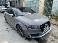 Grey Audi S3 2015 for sale in Mabalacat
