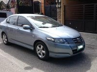 Blue Honda City 2009 for sale in Las Piñas