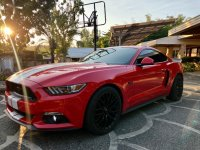 Red Ford Mustang 2016 Coupe / Roadster for sale in Makati