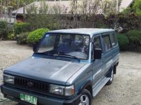 Blue Toyota Tamaraw 1998 for sale in Tagaytay City