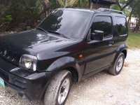 Sell Black 2011 Suzuki Jimny in Cebu City