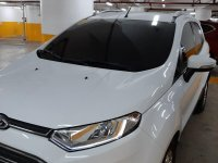 White Ford Ecosport 2015 for sale in Cainta