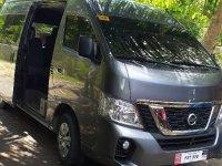 Grey Nissan Nv350 urvan 2019 for sale in  General Santos
