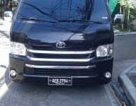 Sell 2016 Toyota Hiace in Quezon City