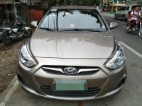 Sell Grey 2012 Hyundai Accent in San Lorenzo Ruiz