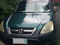 Selling Honda Cr-V 2002 in San Juan