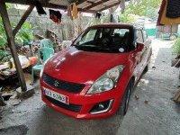 Sell Red 2016 Suzuki Swift in Manila