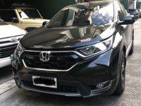 Sell Black 2018 Honda Cr-V in Manila