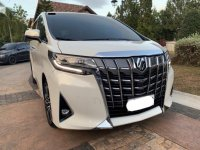 Toyota Alphard 2019 for sale in Quezon City