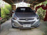 Sell Grey 2015 Hyundai Tucson in Manila