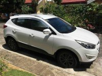 Sell White 2015 Hyundai Tucson in Manila
