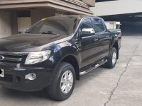 Black Ford Ranger 2015 for sale in Automatic