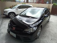 Black Honda Civic 2006 for sale in Automatic