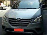 Sell Silver 2015 Toyota Innova at 83000 km