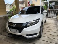 White Honda Hr-V 2015 for sale in Automatic