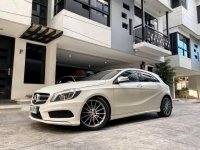 Sell White 2015 Mercedes-Benz A-Class in Manila