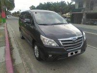 Sell Black 2015 Toyota Innova in Manila