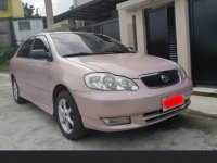 Sell Pink 2002 Toyota Corolla altis in San Juan