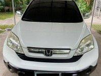Selling White Honda Cr-V 2009 in Manila