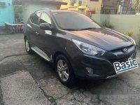 Sell Grey 2013 Hyundai Tucson in Manila