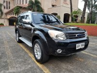 Black Ford Everest 2014 for sale in Makati