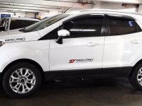 Selling White Ford Ecosport 2015 in Manila