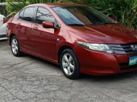 Sell Red 2010 Honda City in Manila